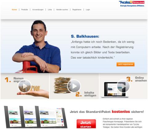 Partnerwebsites – Tyczka Totalgaz GmbH