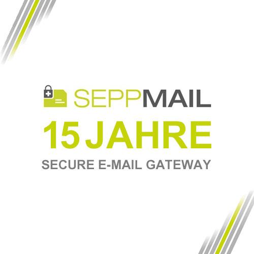 15 Jahre SEPPmail