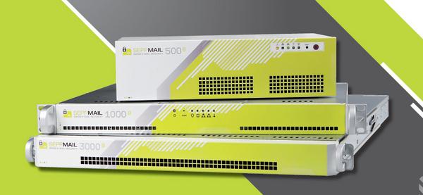 Appliances E-Mail-Verschlüsselung
