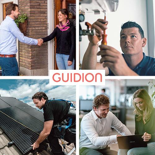 Guidion startet erfolgreich in den deutschen Markt