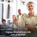 """Digitale Mitarbeiterportale """"Out of the BOX"""""""