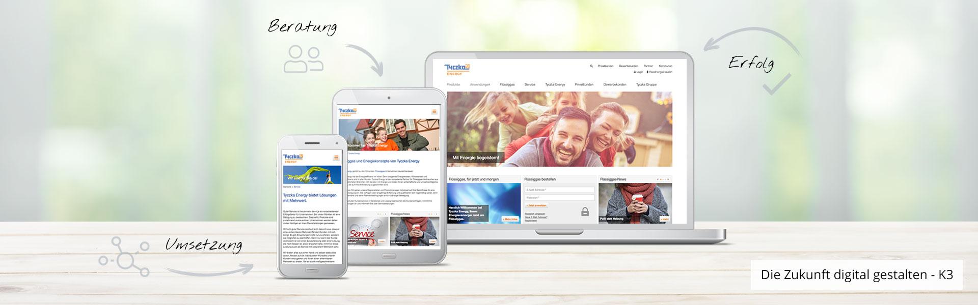 Die Zukunft Digital gestalten mit der K3 Innovationen GmbH