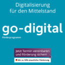 """Digitalisierung von KMUs – Förderprogramm """"go-digital"""""""