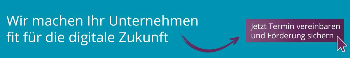 Foerderprogramm go-digital Infobanner