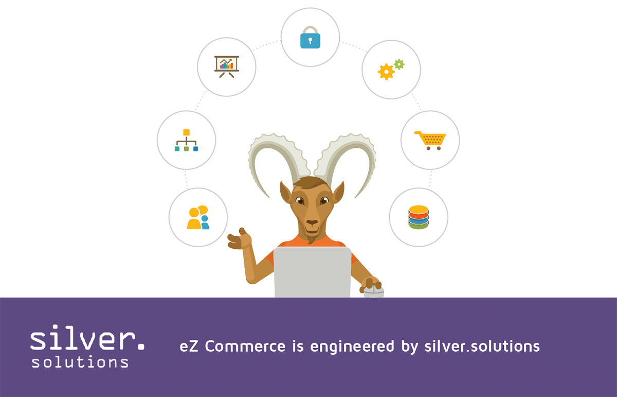 eZ Commerce silver.solutions