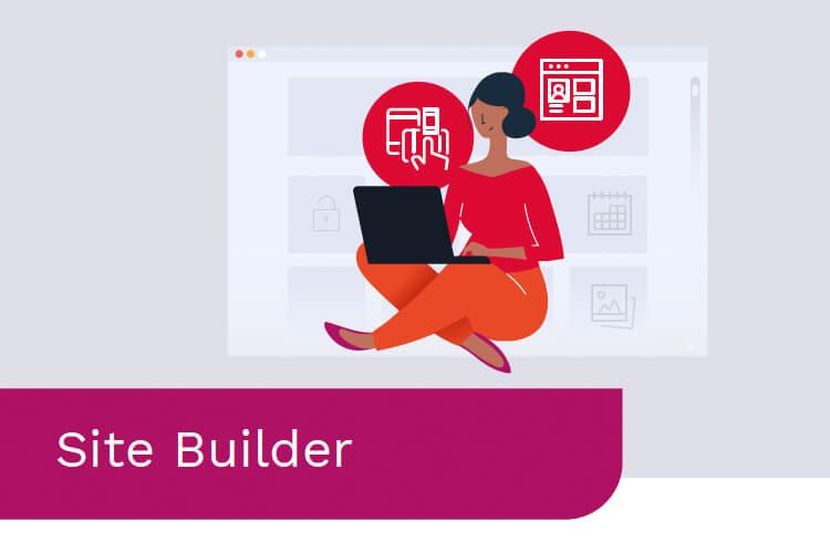 Ibexa eZ Platform Enterprise Site Builder