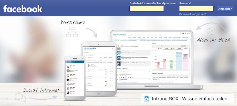 IntranetBOX GmbH auf Facebook