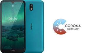 Digitalisierungspakete Nokia 1.3 Smartphone