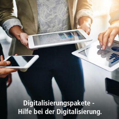 Digitalisierungspakete
